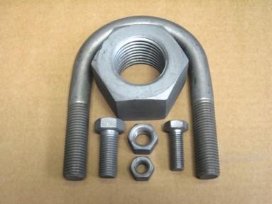 Aluminized fasteners