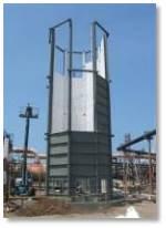 TEGF (Totally Enclosed Ground Flare) - Geschlossene Bodenfackel 3