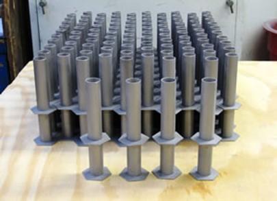 Aluminized ferrules