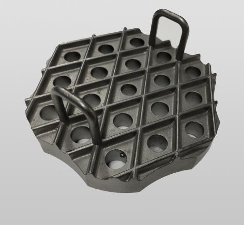 Katalysatorrost - Catalyst grid 1